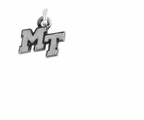 Tennessee State Gem (Middle Tennessee State University Pendant)