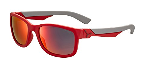 Cébé AVATAR Lunettes de soleil Avatar Soft Touch Red Grey 1500 Grey FM Red