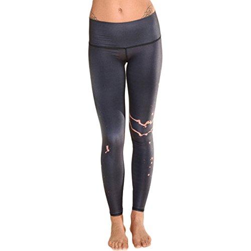 Teeki Rebirth Hot Pant Yoga Leggings (Medium)