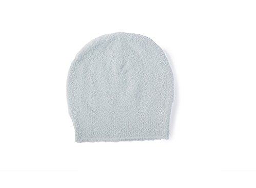 BAREFOOT DREAMS BAMBOO CHIC LITE INFANT BEANIE (S (6-12 months), BLUE)
