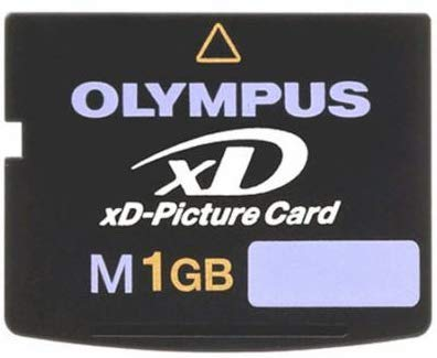 Olympus M 1 GB xD-Picture Card Flash Memory Card 202169 by Olympus