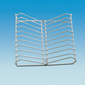 Wire Plate Rack - Ideal for Motorhomes u0026 Caravan Cupboards  sc 1 st  Amazon UK : plate racks for cupboards - Pezcame.Com