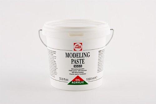 Royal Talens Amsterdam Modeling Paste, 1 Liter Tub (24192003)
