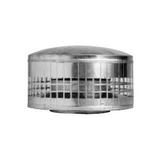 Major Metalfab Gas Vent Roof Cap - 8 Inch