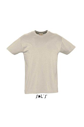 Sols - Organic men - Herren T-Shirt aus 100% Bio-Baumwolle , Rope , S