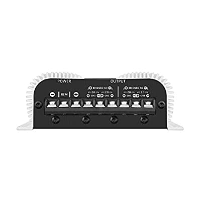 Taramp's TS 400X4 2 Ohms 4 Channel 400 Watts Class D Full Range Amplifier: Car Electronics