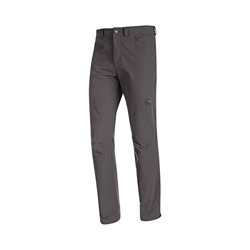 Mammut 1020-11640 Men's Hiking SO Pant, Graphite - US30