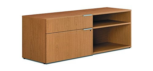 HON Voi Series Low Credenza, Left Drawer, 20 by 60 by - Basyx Credenza Office