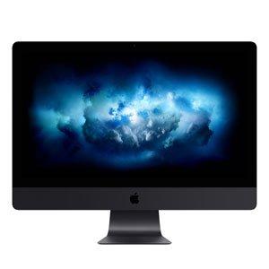 Apple iMac Pro (27-inch with Retina 5K Display, 3.0GHz 10-core Intel Xeon W, 64GB RAM, 1TB SSD, Radeon Pro Vega 64) - Space Gray - Z0UR00085