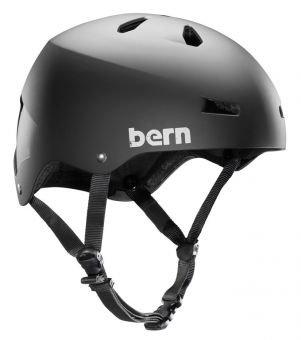 Bern Macon H2O Water Helmet Matte Black Mens Sz M