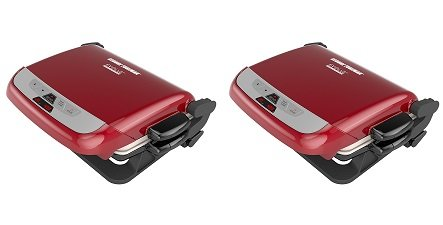 Amazon.com: George Foreman 5-serving multi-plate Evolve ...