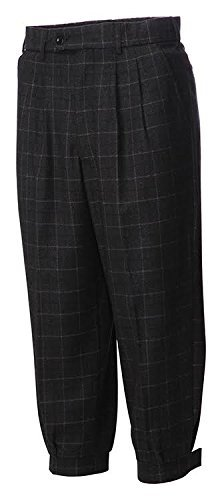 1920s Men's Pants, Trousers, Plus Fours, Knickers JRB Golf Plus Twos + FREE Socks £49.99 AT vintagedancer.com