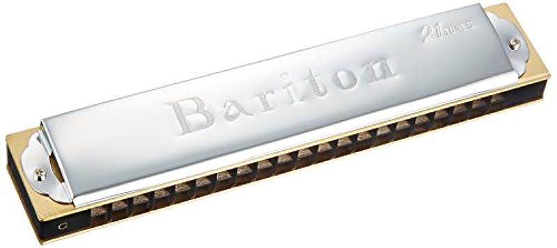 TOMBO 바리톤 하모니카 1821C