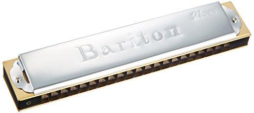 TOMBO NO.1821 Bariton Harmonica Key of C