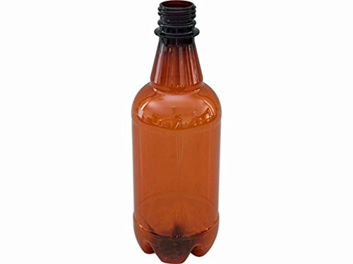 Buon Vino Beer PET-Amber Beer PET 500 mL Amber (Pack of 24)