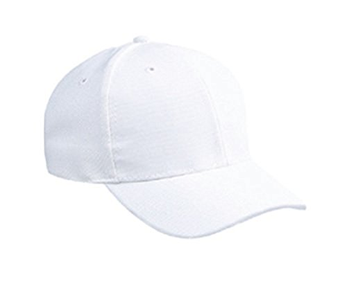Hats & Caps Shop Wool Blend Low Profile Pro Style Caps - White - By TheTargetBuys (Cap Pro Wool Blend)