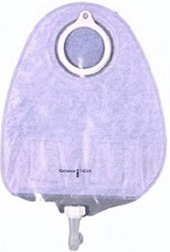 - Coloplast Assura Two-Piece Multi-Chamber Urostomy Pouch with Antireflux Valve 3/8