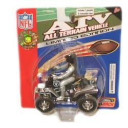 NFL RAIDERS ATV LIMITED EDITION - PULL BACK AND -