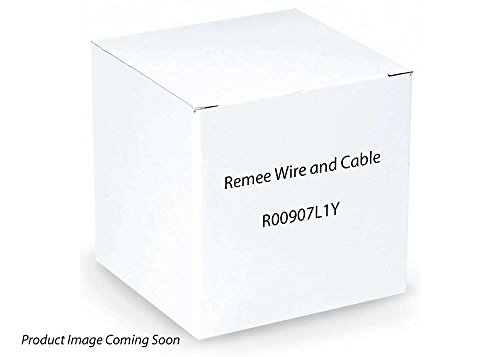 REMEE 725901 16-CONDUCTOR SHLD COMPOSITE CARD ACCESS CONTROL CABLE PVC 500 FEET by Remee Wire and Cable