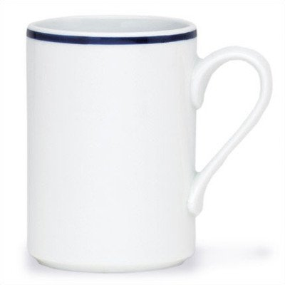 Bistro Christianshavn Blue 9 oz. Mug [Set of - Mug Dishwasher Safe Dansk