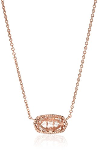 kendra-scott-signature-elisa-rose-gold-dusted-glass-pendant-necklace-15-2-extender