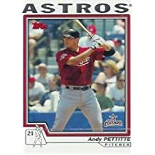 2004 Topps Traded #T24 Andy Pettitte