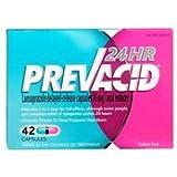 Prevacid Prevacid 24Hour Caps, 42 caps 15 mg(Pack of 2)