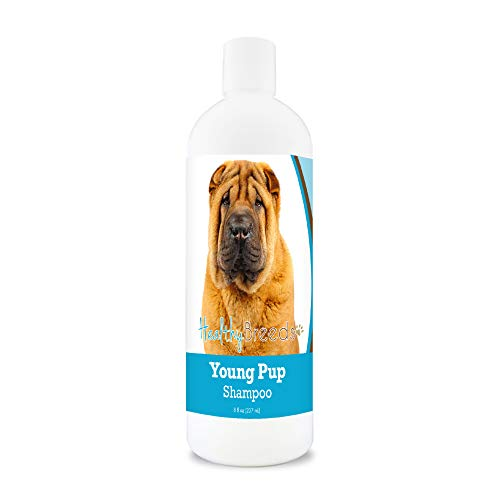 Healthy Breeds Chinese Shar Pei Young Pup Shampoo 8 oz (Best Shampoo For Shar Pei)