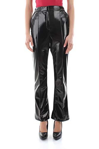 Femme Pantalon Franchi Nero Elisabetta Pa23688e2 qTX7nY
