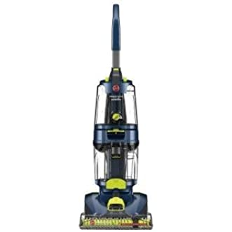 Power Path Pro XL Hoover Carpet Washer Combines Two Powerful Scrubbing Systems with Patented SpinScrub to Remove Tough Stains
