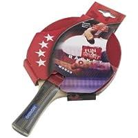 Mondo 15999-Raqueta Tenis de Mesa Pro 4 Estrellas