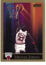 9cedf4de81695 Amazon.com: 1990 SkyBox #41 Michael Jordan Near Mint/Mint ...
