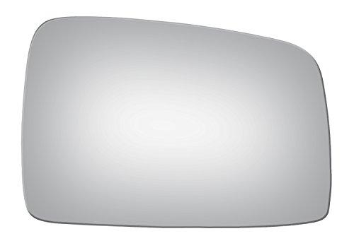 (Burco 5213 Convex Passenger Side Replacement Mirror Glass for 05-10 Kia Sportage (2005, 2006, 2007, 2008, 2009, 2010))