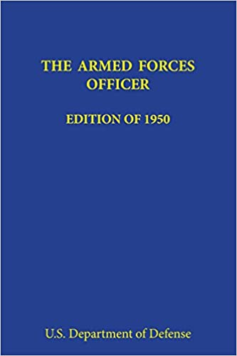 The Armed Forces Officer: Edition of 1950