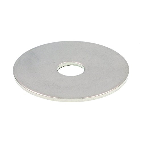 (Prime-Line 9081431 Fender Washers, 5/16 in. X 1-1/2 in. OD, Grade 18-8 Stainless Steel, 20-Pack)