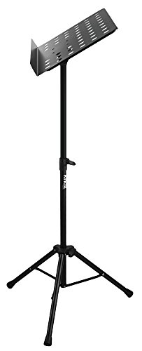 Knox Gear Premium Collapsible Orchestra Music Stand (Steel Music Stand)