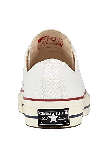 Taylor Erwachsene Converse White 70 Mehrfarbig Sneakers Garnet OX Egret Chuck 102 Unisex Z4Oxwq5OE
