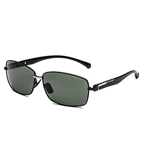 CHB Men's Polarized Designer Fashion caravan sunglasses unbreakable Frame - Caravan Glasses