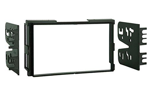 Metra Installation Kits (Metra 95-7313 Double DIN Installation Kit for Select 2001-2006 Hyundai Vehicles (Black))