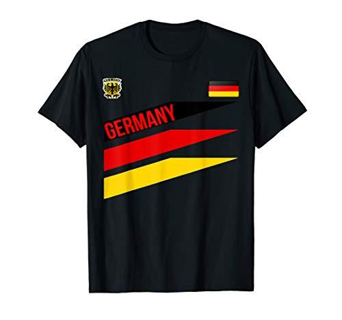 fa5b0526e00 GERMANY SHIRT-JERSEY FLAG-SOCCER-FOOTBALL T SHIRT