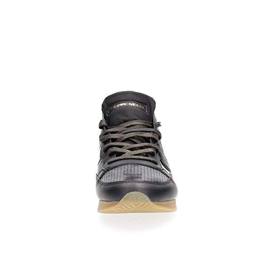 Wy05 Femme Trld World Ld Sneakers Tropez Model Paris Philippe Nero fx87wnqtFx