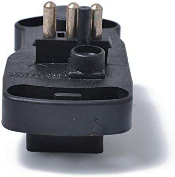 Eleganantstunning Gasluft-Potentiometer f/ür Mercedes Benz W201 W124 W126 W461 R107 schwarz 3437224035