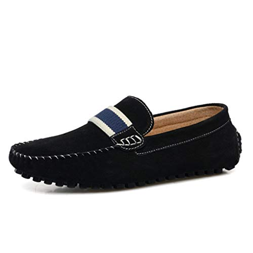 de UN Ons Calzado Zapatos Slip Diario y Calzado cómodos para YaXuan Deporte de Diario de Mocasines Deportivo Cordones Hombres de con Zapatilla de Verano Zapatillas con xxqP7vw4
