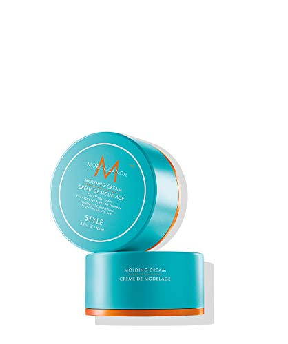 Moroccanoil Molding Cream, 3.4 Fl Oz (Best Type Of Clay To Sculpt With)