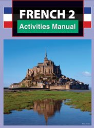 French 2 Student Activities (French 2 Student Activities Student Book Grd 9-12)