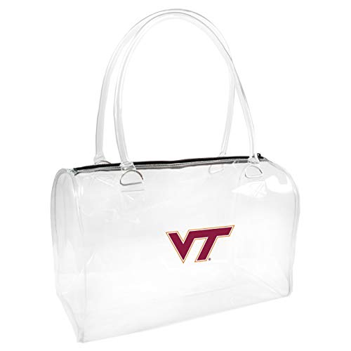 (NCAA Virginia Tech Hokies Bowler Handbag)