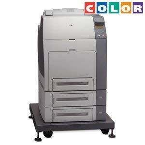 Paper 500 Input Sheet Tray (Certified Refurbished HP Color LaserJet 4700DTN 4700 Q7494A Laser Printer with toner & 90-Day Warranty)