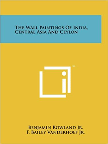 The Wall Paintings of India, Central Asia and Ceylon