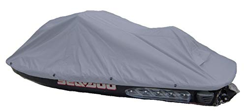 Jet Ski Personal Watercraft Cover Charcoal Grey, fits up to 140