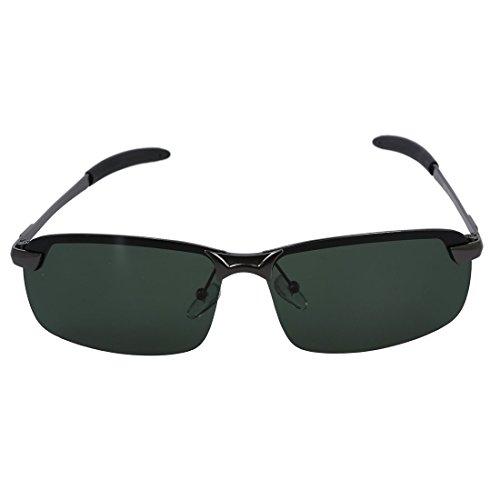 vert de soleil soleil de Lunettes plein hommes classiques SODIAL la a de sports Lunettes air R pour de mode zwqU5